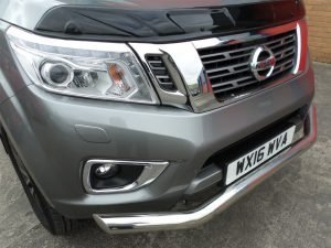 Nissan Navara NP300 Front Protection Bar