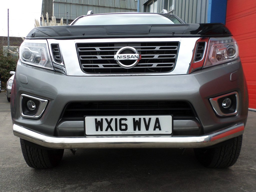 Nissan Navara Np300 Front Protection Bar Pegasus 4x4 Uk