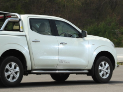 Nissan Navara NP300 Stainless Steel Side Steps