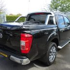 New Nissan Navara NP300 Top Up Cover Tonneau Lid with Styling Bar