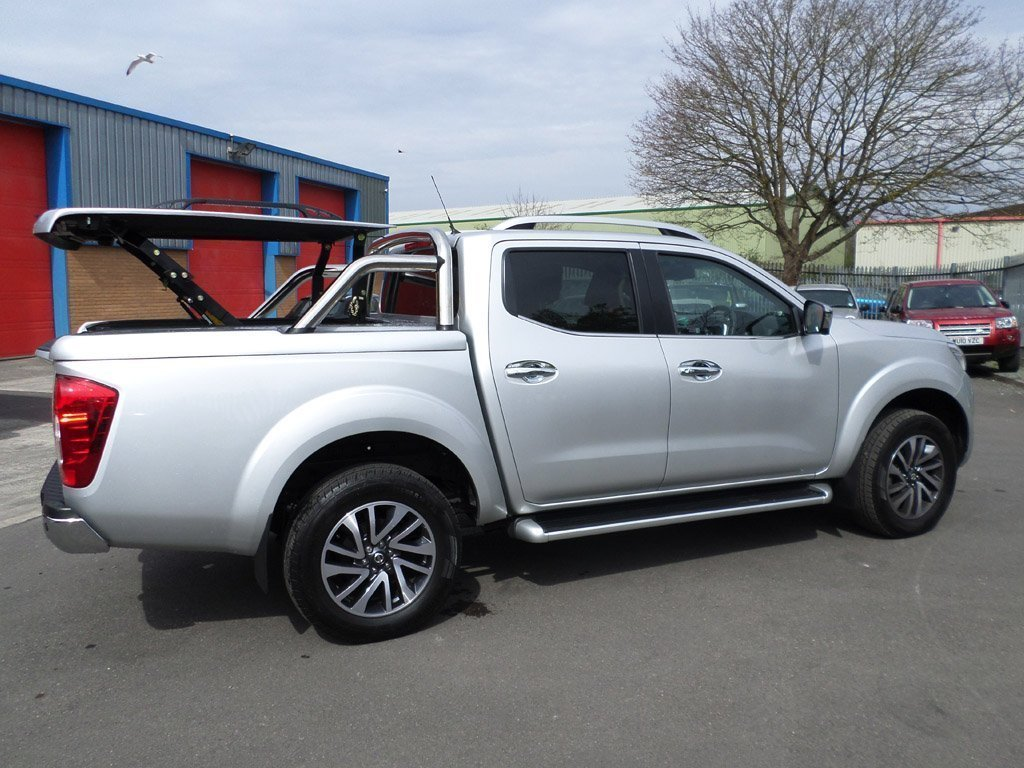 Nissan Navara Top Up Covers