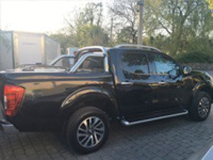 nissannp300topup review may 1 Pegasus 4x4
