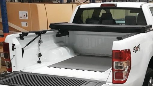 Ford Ranger Tri Fold Aluminium Sports Lid