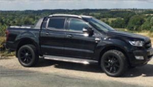 ranger review oct2016 Pegasus 4x4