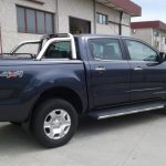 Ford Ranger Top Up Cover OEM in Ocean Blue Pegasus 4x4