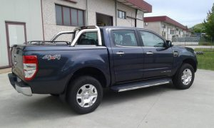 Ford Ranger Top Up Cover OEM in Ocean Blue