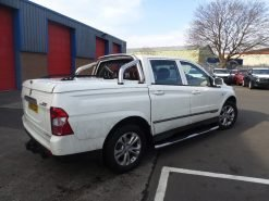 Ssangyong Korando Sports & Musso Top Up Cover Tonneau Lids