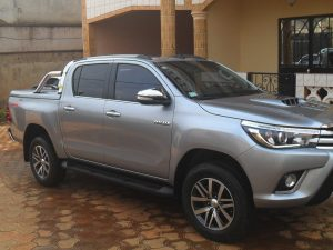 Toyota HiLux Top Up Covers