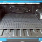 Toyota Hilux Pegasus Underail Bed Liners