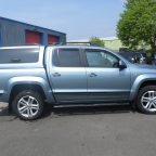 Volkswagen VW Amarok Avantgarde Glazed Hardtop Canopy with Central Locking