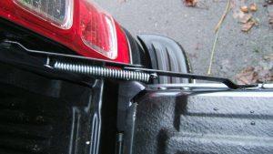 Volkswagen Amarok Tailgate Assist