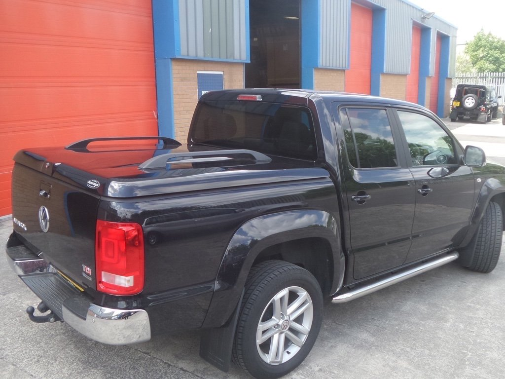Volkswagen VW Amarok Standard Top Up Cover Tonneau Lid