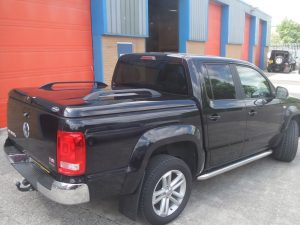 VW Amarok Top Up Covers