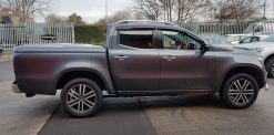Mercedes-Benz X-Class Top Up Cover Tonneau Lid Without Styling Bar.